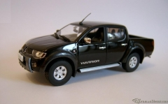 Mitsubishi L200 Warrior Vitesse