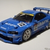 Nissan Skyline R34 No.12, JGTC 2002 Calsonic Scale АА