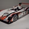 Audi R8 Winner Le Mans 2004 Spark