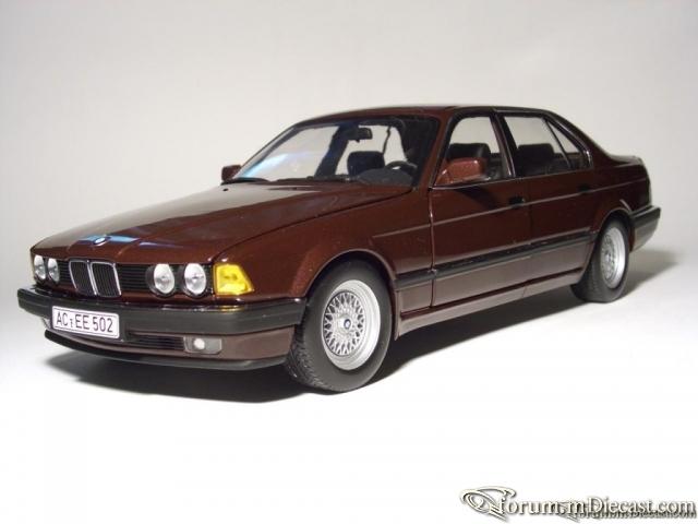 BMW 730i 1987 Minichamps