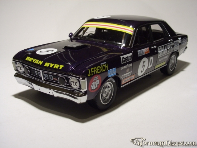 Ford XY Falkon Fhase III GT-HO 1972 Classic Carlectables