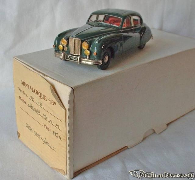 Jaguar MK VII 1954 Mini Marque