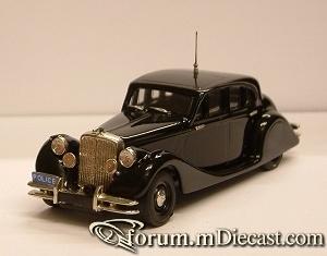 Jaguar MK V Police Milestone Miniatures