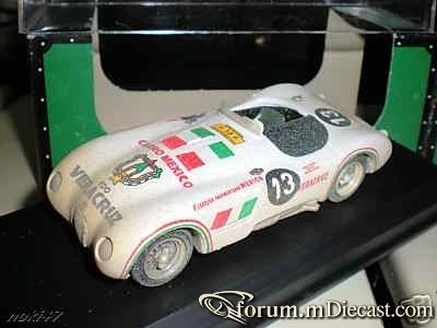 Jaguar C Type Panamericana 1954 Dirty Top Model