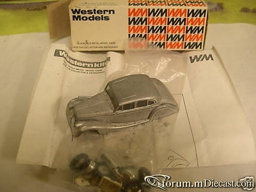 Jaguar Mk V KIT Western Models