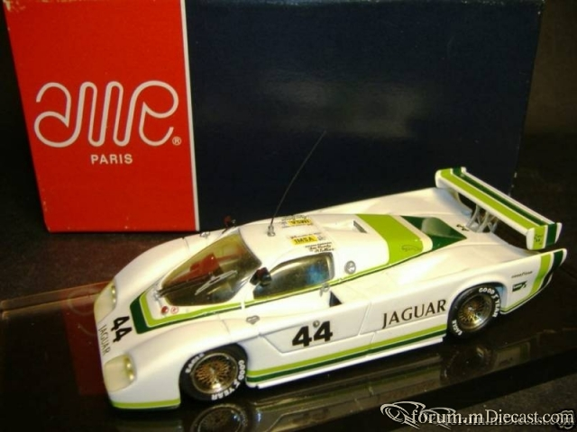 Jaguar XJR 5 Le Mans 1984 AMR