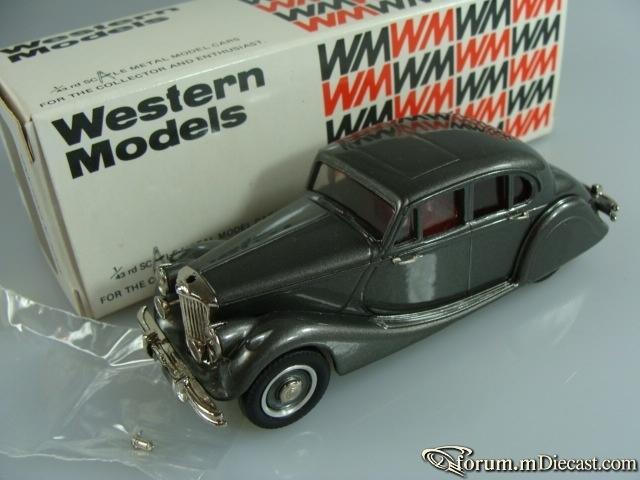 Jaguar MK V Western Models