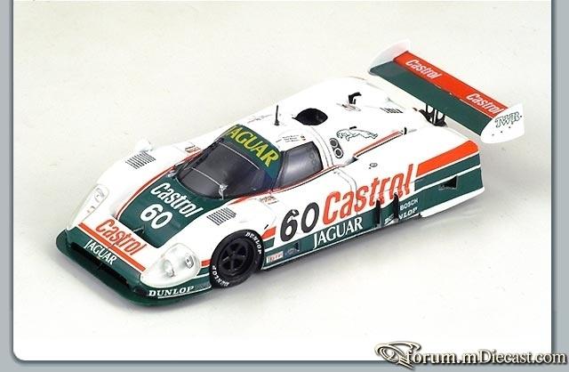 Jaguar XJR 9 Daytona 24h 1988 Spark