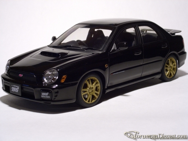 Subaru Impreza WRX STI New Age 2001 АА