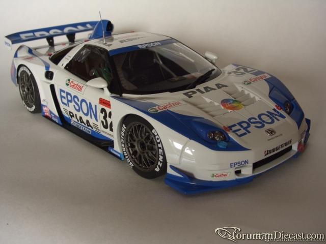 HONDA NSX JGTC 2004' EPSON #32 АА
