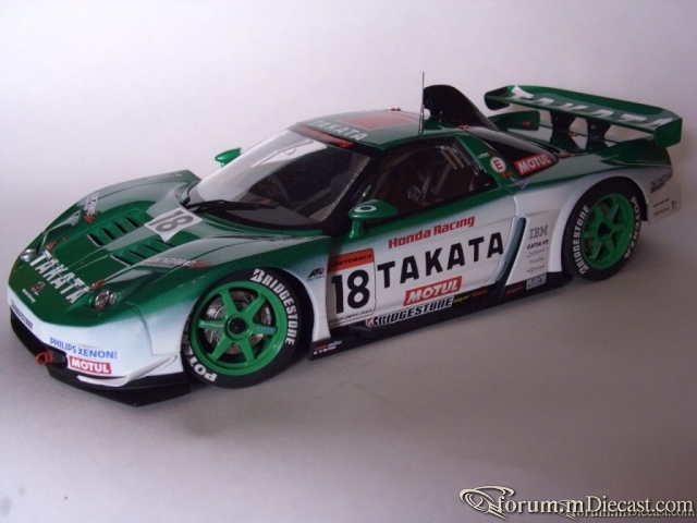HONDA NSX JGTC 2004 TAKATA #18 AA