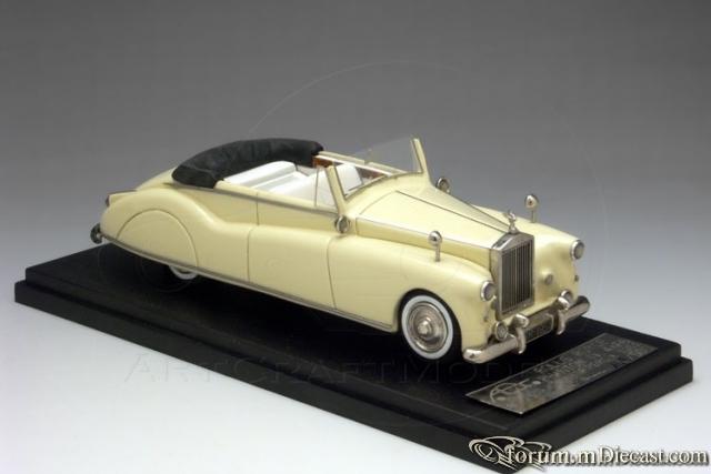 Rolls-Royce Phantom IV 1951 Shah of Persia ABC Brianza