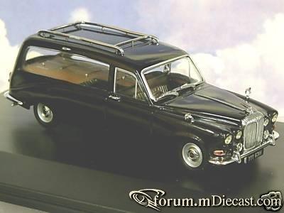 Daimler DS420 Hearse Oxford