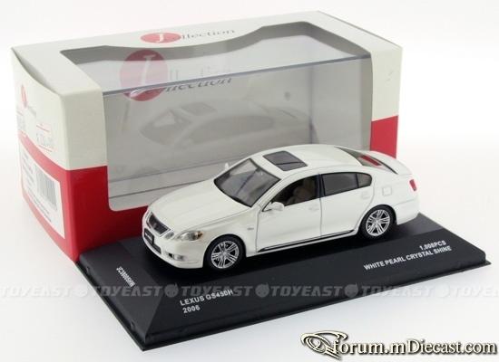 Lexus GS Serie 3 GS450H J-Collection