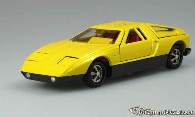 Mercedes-Benz C111/II Maerklin