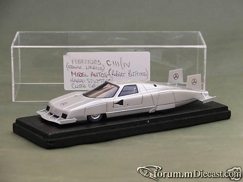 Mercedes-Benz C111/IV