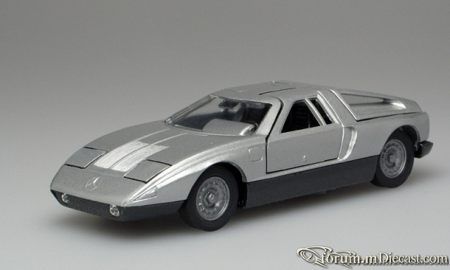Mercedes-Benz C111/II Maerklin (Replica)