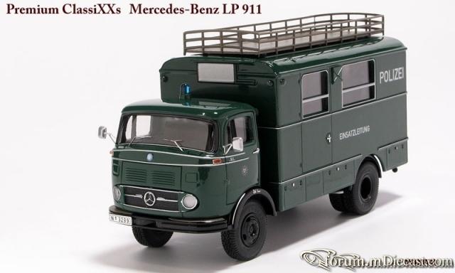 Mercedes-Benz LP 911 Polizei Premium Cls