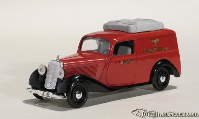Mercedes-Benz W136 170 V Van Deutsche Reichspost Vitesse