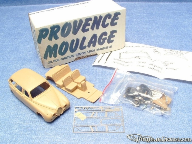 Jaguar MK II County KIT Provence Moulage