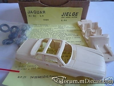 Jaguar XJS Targa JIELGE ART KIT