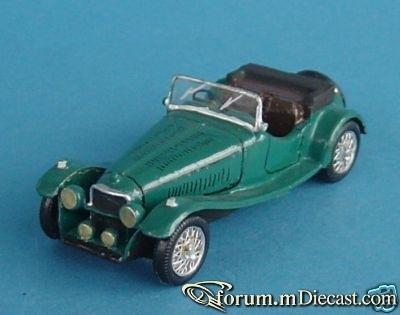 Jaguar SS100 1936 RD Marmand
