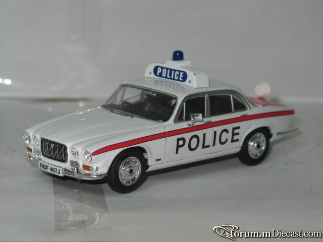Jaguar XJ Serie 1 Sovereign Police Vanguards