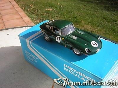 Jaguar E Type Serie 1 Le Mans 1962 Provence Moulage