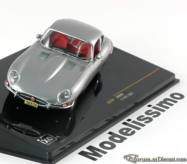 Jaguar E Type Serie 1 Coupe 1963 Ixo