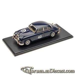 Jaguar MK II Silversone 1960 SMTS