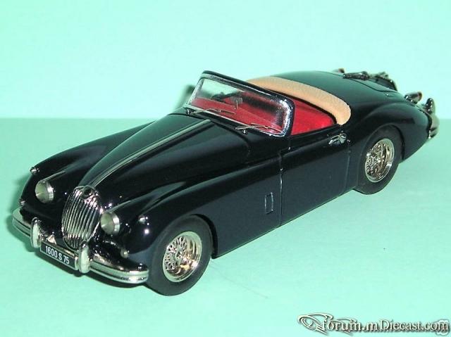 Jaguar XK150 Roadster 1958 AMR