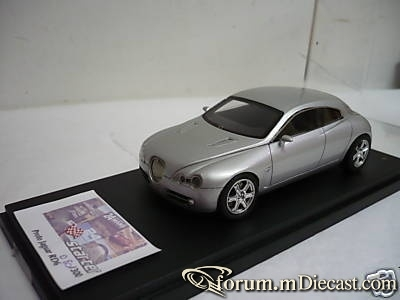 Jaguar RD6 2003 Provence Moulage