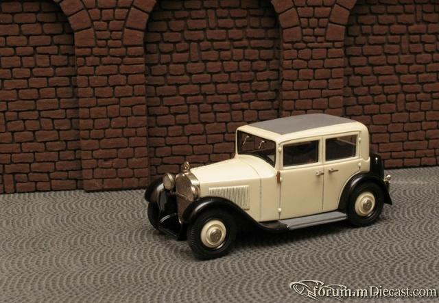 Mercedes-Benz W 15 Typ 170 Limousine 4 Turen 1931-34 Master4
