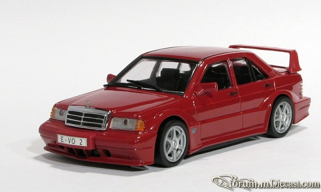 Mercedes-Benz W201 190E 2.5-16 EVO2 Minichamps