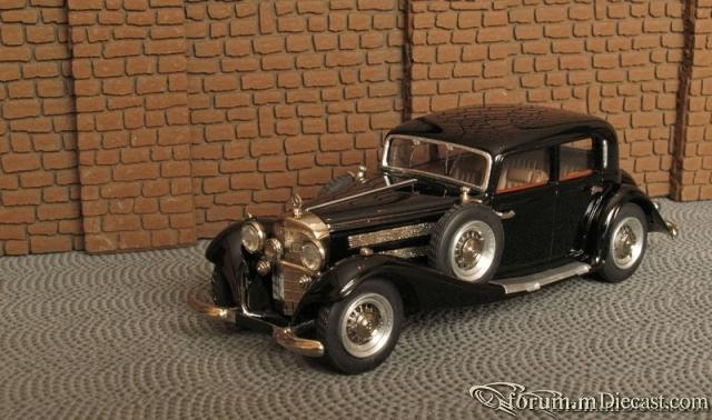 Mercedes-Benz W 29 540K Limousine 4 Turen 1936-37 Master43