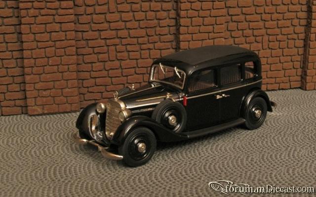 Mercedes-Benz W143 Typ 230 Droschken Limousine 1937-40 Maste