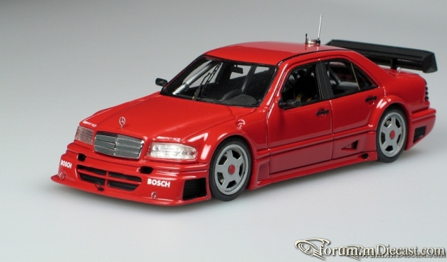 Mercedes-Benz W202 C-klasse Sedan 1993 AMG BBR/GM-Art