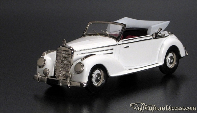 Mercedes-Benz W187 220 Cabriolet A 1951 Tin Wizard