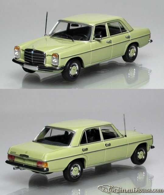 Mercedes-Benz W115 Sedan 1973 Minichamps
