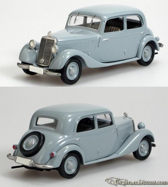 Mercedes-Benz W136 I 170 V Sedan 1947 Кузнецов