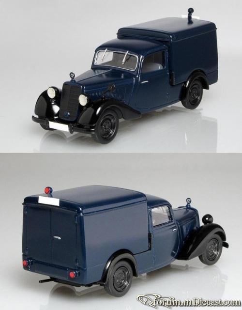 Mercedes-Benz W136 I 170 V Kasten-Lieferwagen Hagele 1947-19