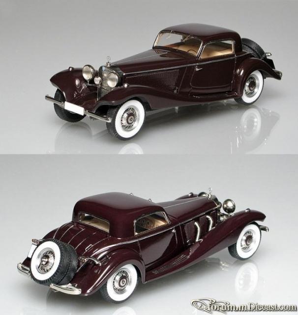 Mercedes-Benz W 29 500K Sport-Limousine 1935 Пивторак