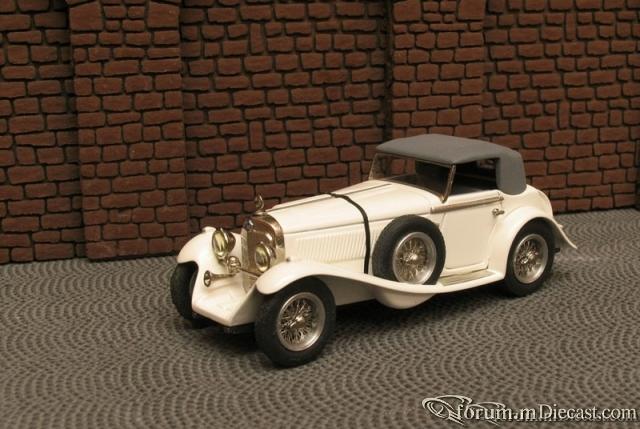 Mercedes-Benz W 06 II SSK 720 1929 Master43