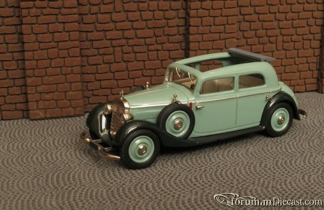 Mercedes-Benz W143 Typ 230 Limousine 4 Turen 1937-41 Master4