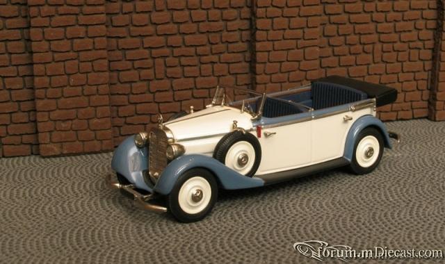 Mercedes-Benz W143 Typ 230 Tourenwagen 1937-40 Master43