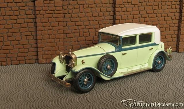Mercedes-Benz W 08 IV Nurburg 460 Cabriolet D 1932 Master43