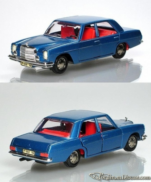 Mercedes-Benz W114 Sedan Maerklin
