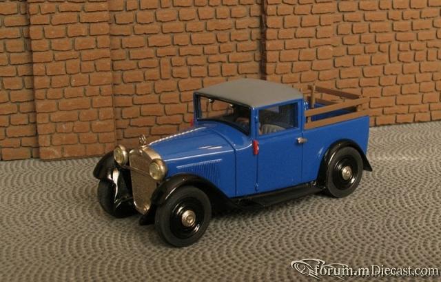 Mercedes-Benz W 15 Typ 170 1931-36 Master43