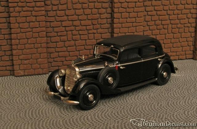 Mercedes-Benz W143 Typ 230 Limousine 4 Turen 1937-1940 Maste