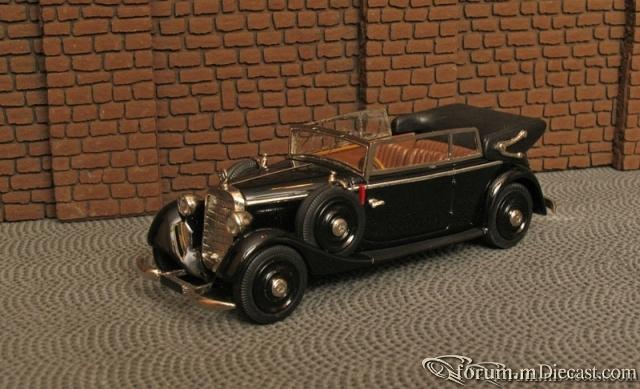Mercedes-Benz W143 Typ 230 Cabriolet B open 1937-40 Master43